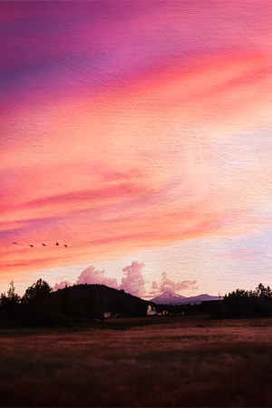 heartmindsoulstrength Sunset Bold