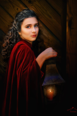 Mary at the Stable Door
